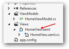 Whats new in PRISM 5.0 – ViewModelLocator